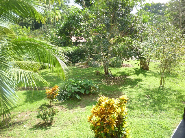 For sale, house and 2 bungalows at Manzanillo, Limon