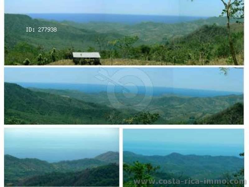 Hojancha, beautiful 1.5 hectare finca near Monte de Romo Hojancha