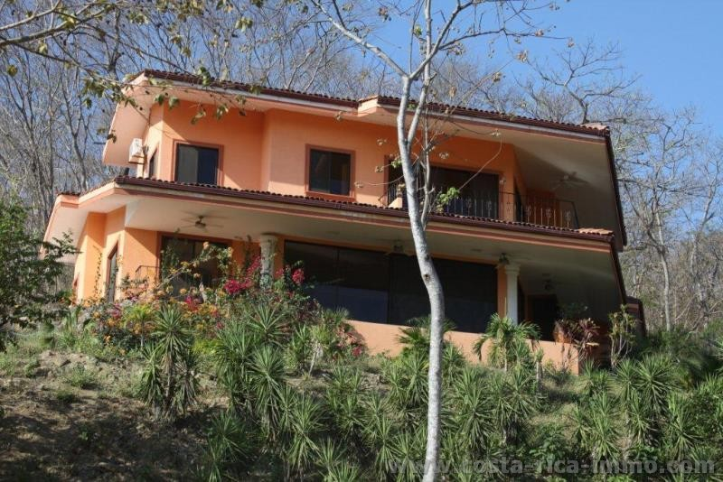 A lovely place for great contentment - Luxury Villa for sale With breathtaking views to the Golfo de Nicoya
