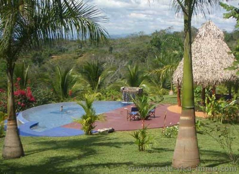 Your Own Private Resort Overlooking the Ocean, near Mal Pais to sell