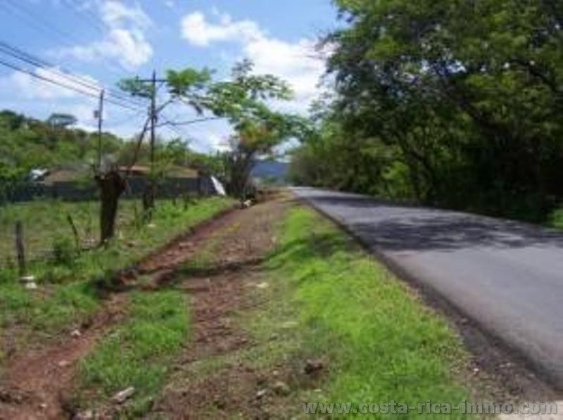 Sale 3 small pieces of land at huacas - Villareal - Tamarindo