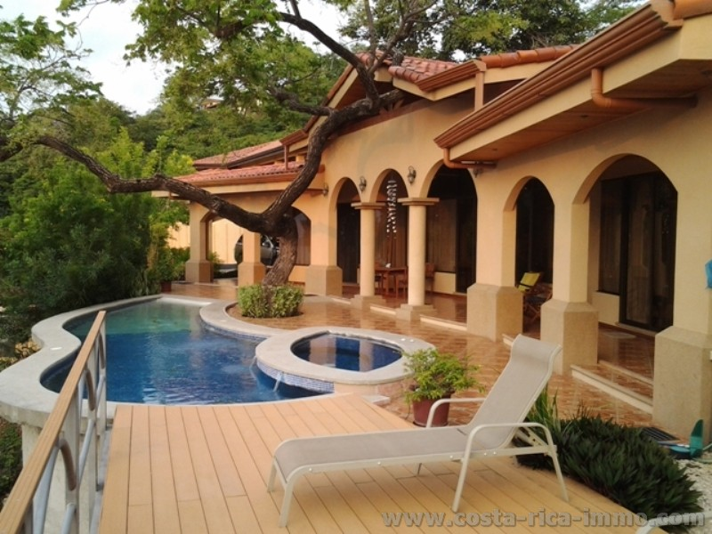 Beautiful Beach Home in Playa Hermosa