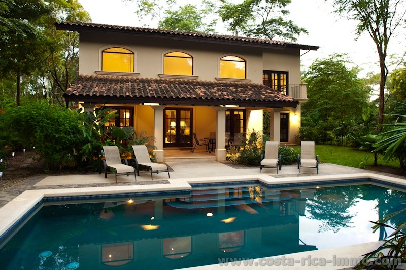 For sale luxury eco villa at playa grande pac fico norte for Luxury homes for sale in costa rica