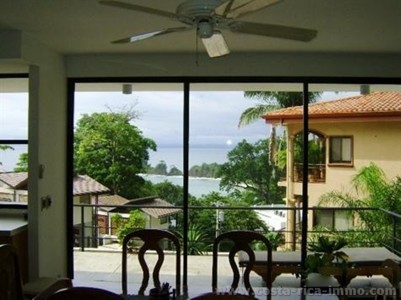 For Sale, Beautiful fully furnished, air conditioned condo in Punta Leona, Costa Rica