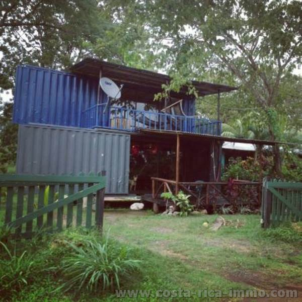 Affordable Fertig Dollar Obo Container Haus Mbliert Land An Der Playa  Hermosa With Container Haus
