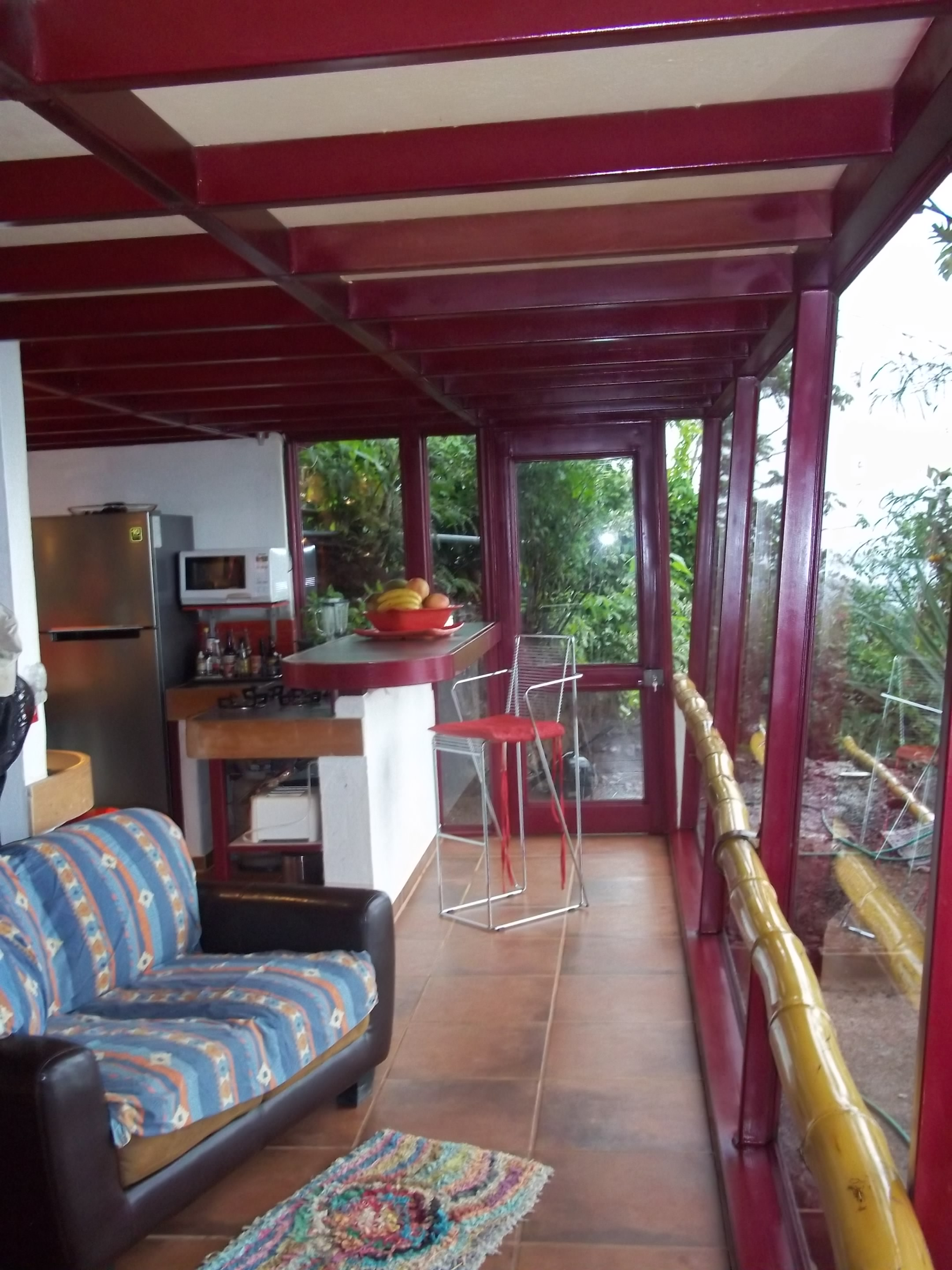 For sale, house with panoramic sea views, near Puriscal (Calle an Parrita)
