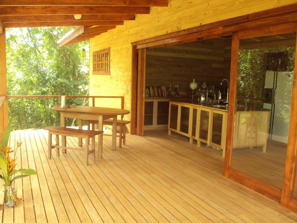 For sale, unique property for expatriates, with new house surrounded by beautiful surroundings, in Montezuma