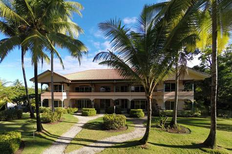 For Sale, Luxury Beachfront Hotel at Palo Seco