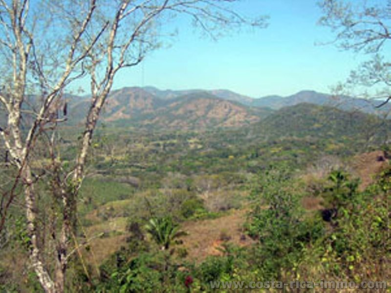 Realize your dream in Costa Rica - 10 hectare finca at a bargain price, close to the beautiful beach Playa Coyote on the Nicoya Peninsula