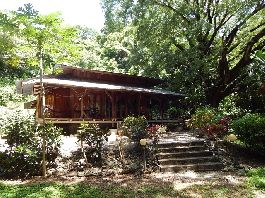 For Rent, romantic house in pagoda style, Playa Buenavista near Samara