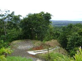 Parrtia Top - Building land with stunning sea views in Parrita