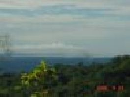 Parrita - 2,000 m2 plot with lovely sea views