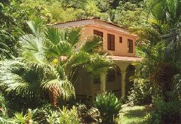 Golfito dream villa with 4 hectares of virgin forest, the natural paradise of Costa Rica