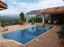 Atenas New dream villa with top view of the mountains and the Central Valley