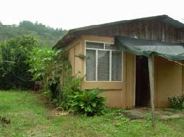 Cerro Azul - Los Angeles small simple house in the mountains - Nicoya Peninsula