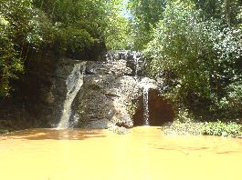 Finca with 20 hectares, stream water falls, plenty of woods and pastures in Bijagua Turrubares