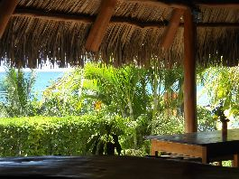 Beach front hotel on the beautiful beach of Santa Teresa to sell