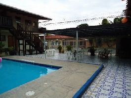Beach Front Hotel Costa Rica with Additional lot for expansion to sell