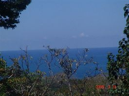 Uvita; 30,000 m2 Lot with Sea view