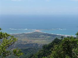 Plots 6-9 with a beautiful view of the sea in Playa Uvita