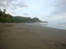 Beach property with 1,697 m2 at Playa Uvita
