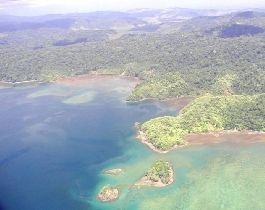 Golfo Dulce unique 335-hectare paradise, with direct beach front to sell