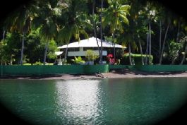 Beachfront Eco Lodge for Sale - Golfo Dulce