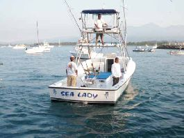Turn-Key Sport Fishing operation in Quepos