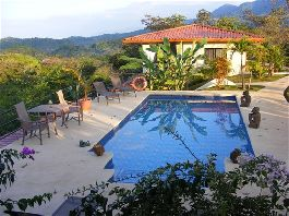 Hotel for Sale in Ojochal - establish good opportunity for expatriates to stay in Costa Rica