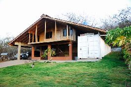 House at peaceful gorgeous safe Community Living at Puerto Soley - La Cruz