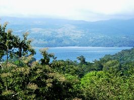 Affordable Plot with 5,000 m2 and views of Lake Arenal and the surrounding mountains for sale