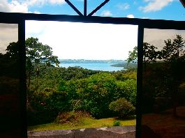For sale, Idyllic house with stunning views of Lake Arenal