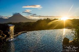 Para la venta superior Eco Resort, estar en el Top 1% en el mundo, en La Fortuna