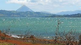Top offer, Lake front property with direct access and views of the Arenal Volcano