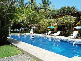 Charming Hotel On The Ocean For Sale in Esterillos Este