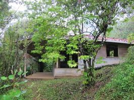 For sale, 22 hectares of nature farm with house, adjacent to the National Park of Santa Rosa de Cangrejo Puriscal