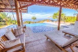 For sale, Villa of Ocean Dreams Santa Teresa