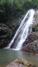 Fire sale, 71 ha Farm with big waterfalls at La Gloria de Parrita