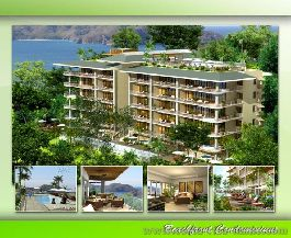 Eco Resort Projet on an exclusive location on Costa Rica