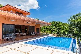 Luxury villa for sale with a stunning view of the Gulf of Nicoya for sale