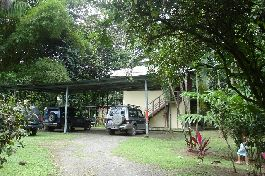 For sale, 4 houses in Puerto Jimenez