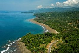 Hot deals, Building plots with beautiful views of the sea, close to Playa Uvita