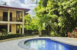 Experience Private Rainforest Living at this 4 Bedroom Coastal Home at Playa Ballena