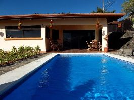 House with 3 bedrooms., 2 bathrooms, swimming pool, terrace and tropical garden in Atenas for sale