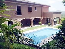 For sale, gorgeous Spanish colonial house in an exclusive gated community in Ciudad Colon