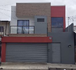 For sale, new house in the center of Cartago