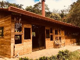 Chalet in the Mountains, with Cafe, ideal for self provider Piedades, at Norte de San Ramon