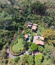 Villa, unique property with stunning views at San Rafael arriba for sale