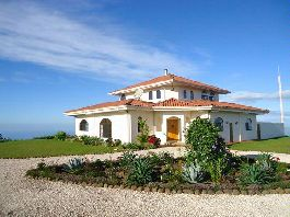 For Sale, Ocean View Mountain Villa - Coffee and Oranges Plantation in Guanacaste
