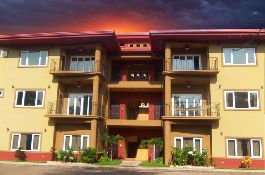 For Sale, 6 Apartment  - Building for a the bargain price of $ 742,000 -. Huacas-in Tamarindo
